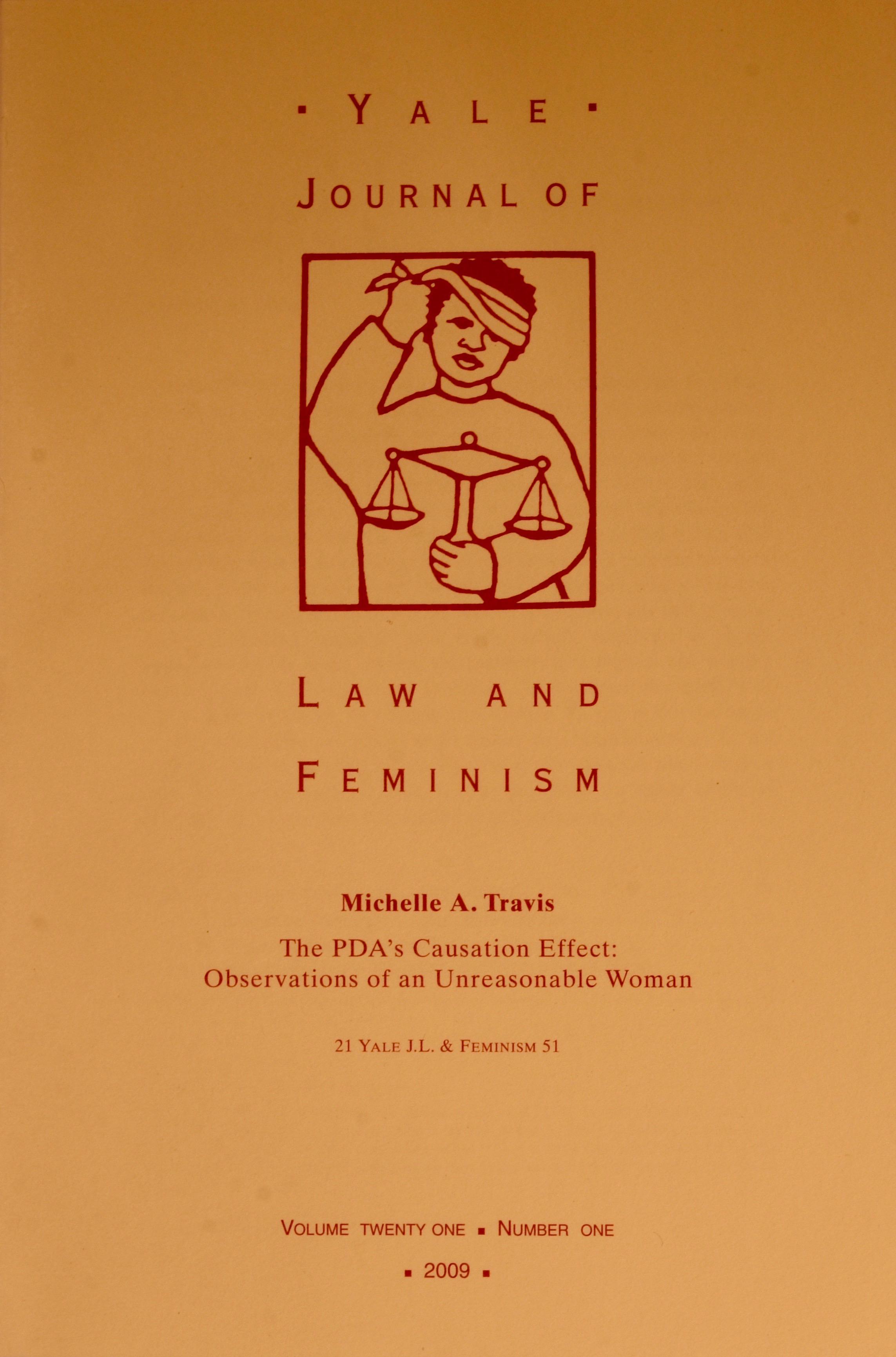 Yale Journal of Law and Feminism